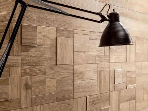 Wooden Look Porcelain wall tiles
