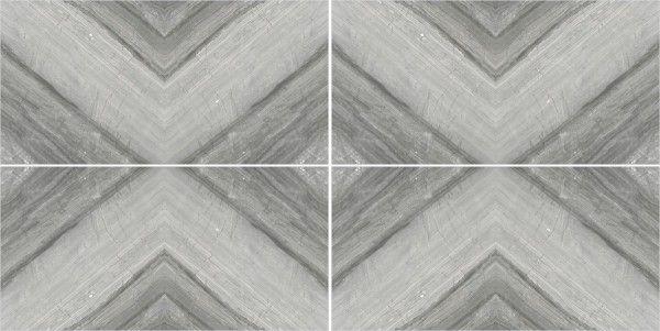 - 600 x 1200 mm (24 x 48 pollici) - Marmo Stesso -A B