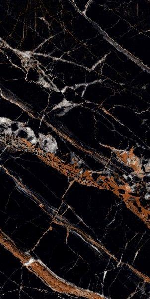 Vitrified Tiles - 24 X 48 Tile - Romano Black 01