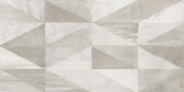 Vitrified Tiles - 12 X 24 Tile - Concrete Gris Decor 1