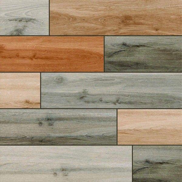 Seramik Yer Karosu - 24 x 24 seramiği - Botanica Plank