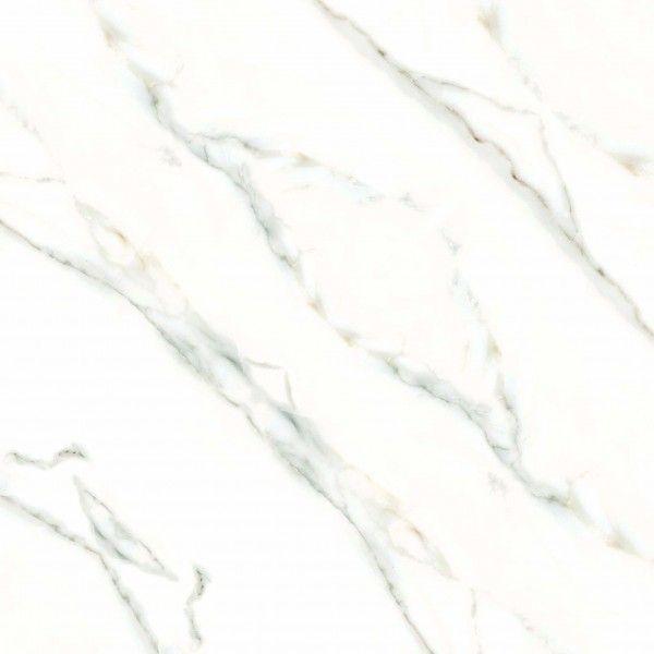 Seramik Yer Karosu - 24 x 24 seramiği - Fesleğen Beyaz