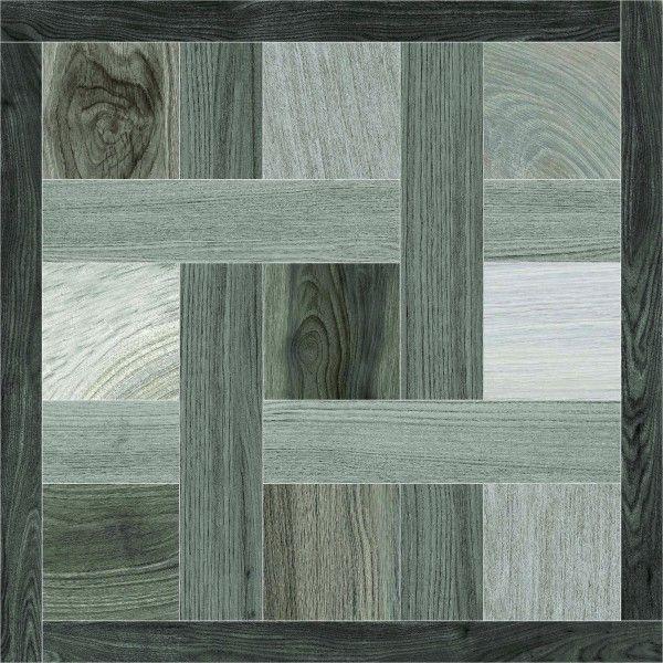 Seramik Yer Karosu - 24 x 24 seramiği - Keşmir Koyu