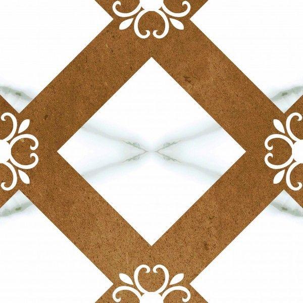 Seramik Yer Karosu - 24 x 24 seramiği - 1035