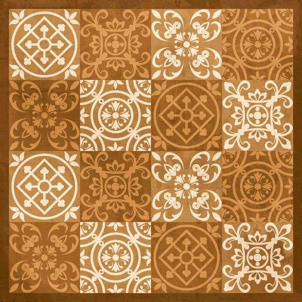 Seramik Yer Karosu - 24 x 24 seramiği - 1041