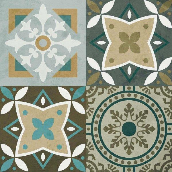 Seramik Yer Karosu - 24 x 24 seramiği - 1091