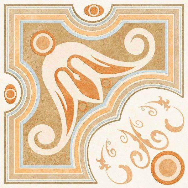 Seramik Yer Karosu - 24 x 24 seramiği - 1096
