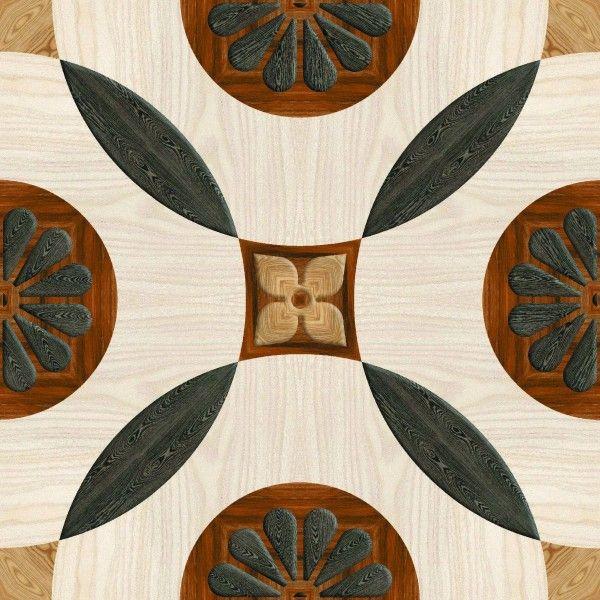 Seramik Yer Karosu - 24 x 24 seramiği - 1098