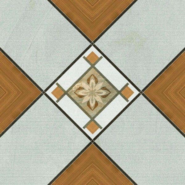 Seramik Yer Karosu - 24 x 24 seramiği - 1103
