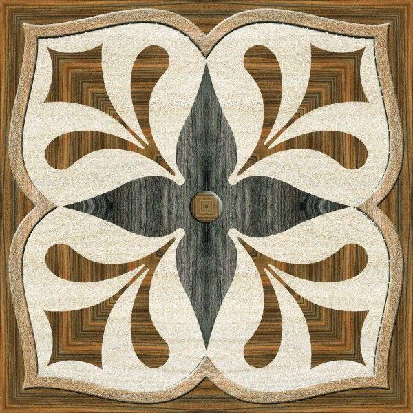 Seramik Yer Karosu - 24 x 24 seramiği - 1105