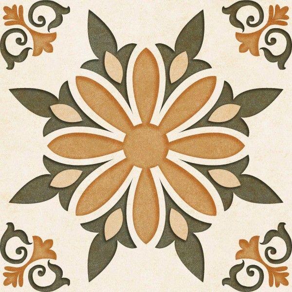 Seramik Yer Karosu - 24 x 24 seramiği - 1117