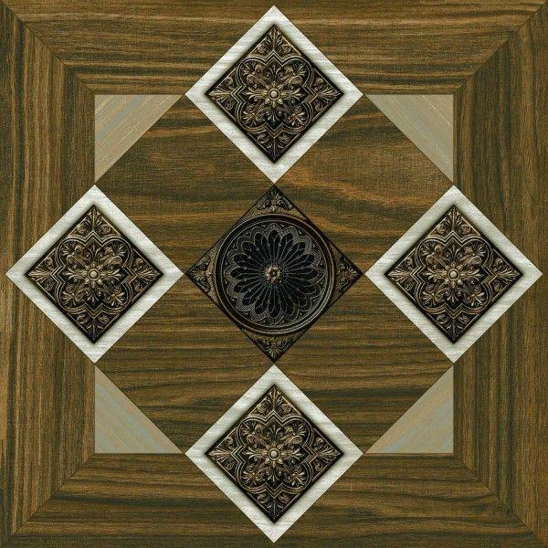 Seramik Yer Karosu - 24 x 24 seramiği - 1123