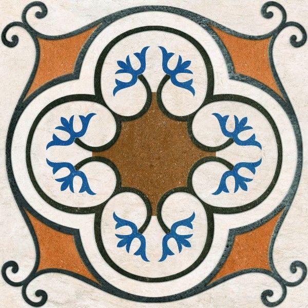 Seramik Yer Karosu - 24 x 24 seramiği - 1146
