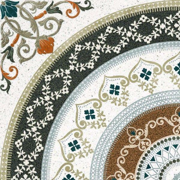 Seramik Yer Karosu - 24 x 24 seramiği - 1150