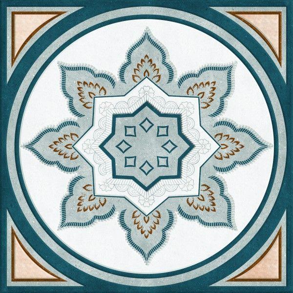 Seramik Yer Karosu - 24 x 24 seramiği - 1157