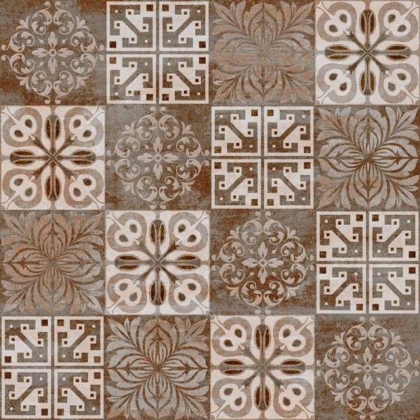 Seramik Yer Karosu - 24 x 24 seramiği - 7003 Hl