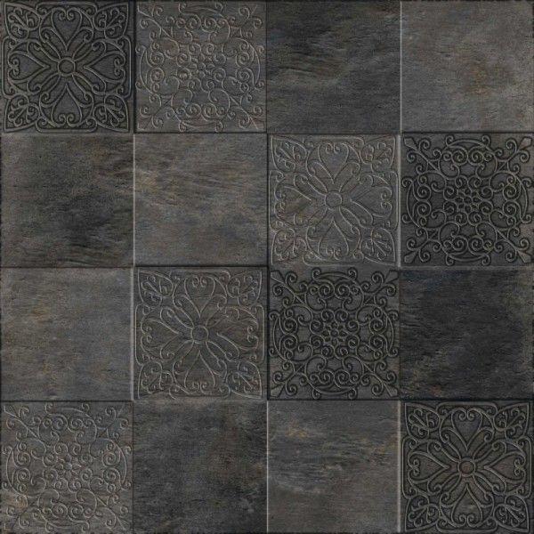 Seramik Yer Karosu - 24 x 24 seramiği - 7008 Hl