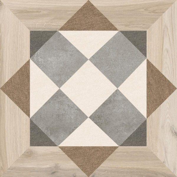 Seramik Yer Karosu - 24 x 24 seramiği - 6115
