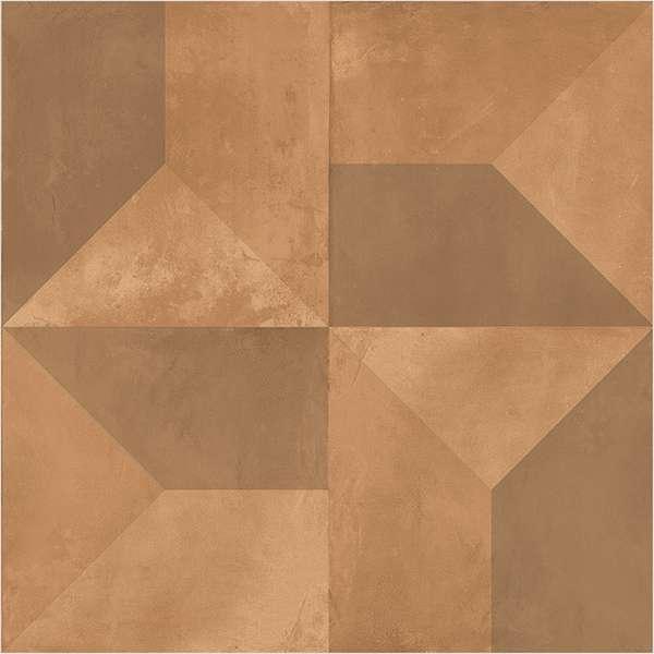 - 600 x 600 mm (24 x 24 pouces) - aitana-brown-decor