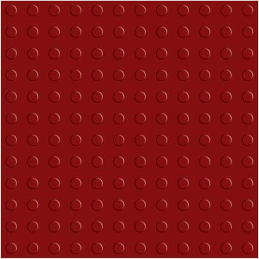 Button Terracotta