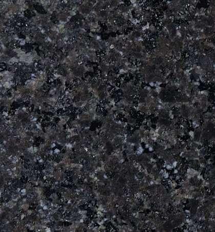 Ash Black Granite .
