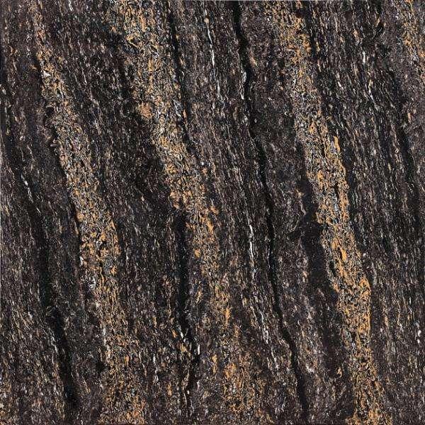 - 600 x 600 mm (24 x 24 polegadas) - AMAZON GOLD BLACK