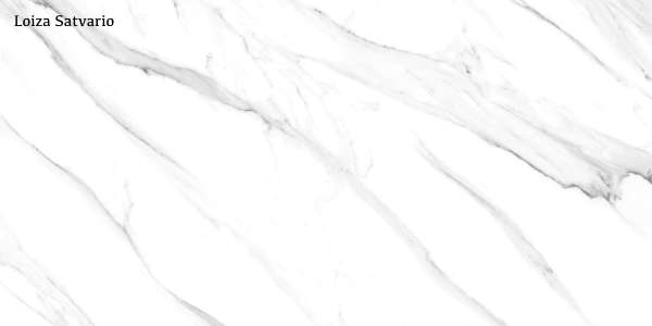 - 600 x 1200 mm (24 x 48 polegadas) - Loiza Satvario