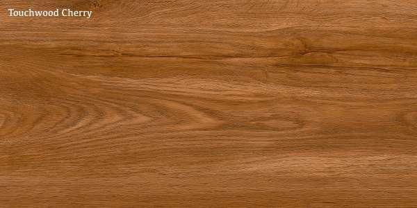 - 600 x 1200 mm (24 x 48 polegadas) - Touchwood Cherry